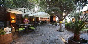 باغ رستوران دورهمی